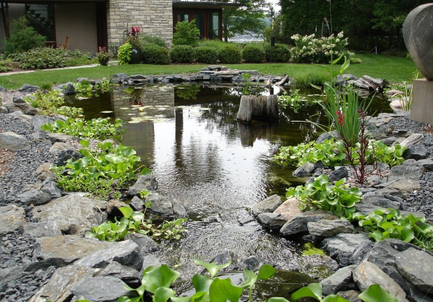 Декор для сада – 190 фото лучших вариантов обустройства своими руками. Основные правила ландшафтного дизайна и обзор свежих идей от ведущих дизайнеров