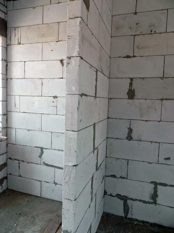 газобетонные блоки для перегородок в квартире