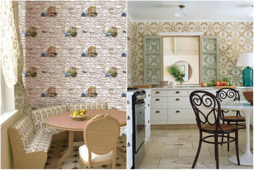 картинки варианты оклейки кухни фотографиями гиацинтов