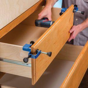 Направляющие для ящиков – инструкция по установке современного выдвижного механизма